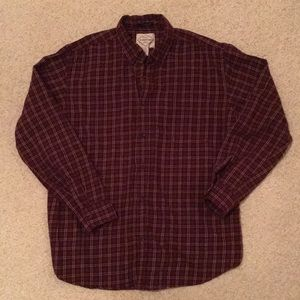 St. John's Bay Button Up Flannel